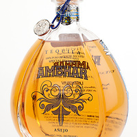 Ambhar anejo -- Image originally appeared in the Tequila Matchmaker: http://tequilamatchmaker.com