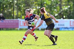 Sian Moore of Bristol Ladies - Mandatory by-line: Dougie Allward/JMP - 26/03/2017 - RUGBY - Cleve RFC - Bristol, England - Bristol Ladies v Wasps Ladies - RFU Women's Premiership