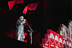 Roger Waters performs at AT&T Ballpark in San Francisco, CA.  May 11, 2012 ©Tom Tomkinson / Retna Ltd.