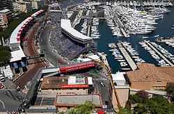 May 26, 2018 - Monte Carlo, Monaco - Motorsports: FIA Formula One World Championship 2018, Grand Prix of Monaco, ..#35 Sergey Sirotkin (RUS, Williams Martini Racing), #27 Nico Hulkenberg (GER, Renault Sport Formula One Team) (Credit Image: © Hoch Zwei via ZUMA Wire)