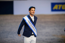 Guerdat Steve, SUI, Alamo<br /> LONGINES FEI World Cup™ Finals Gothenburg 2019<br /> © Hippo Foto - Dirk Caremans<br /> 07/04/2019