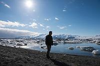 Iceland Luxury - Jökulsárlón Glacial Lagoon.