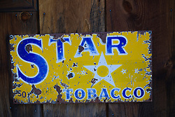 retro sign found in New Mexico