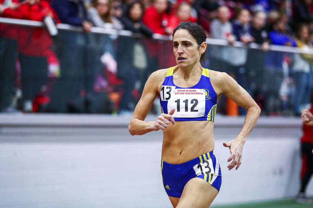 David Hemery Valentine Invitational<br /> Indoor Track & Field at Boston University , womens One Mile,