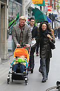 16.MARCH.2011. LONDON<br /> <br /> BORIS BECKER AND SHARLELY LILLY KERSSENBERG OUT AND ABOUT IN CENTRAL LONDON<br /> <br /> BYLINE: EDBIMAGEARCHIVE.COM<br /> <br /> *THIS IMAGE IS STRICTLY FOR UK NEWSPAPERS AND MAGAZINES ONLY*<br /> *FOR WORLD WIDE SALES AND WEB USE PLEASE CONTACT EDBIMAGEARCHIVE - 0208 954 5968*