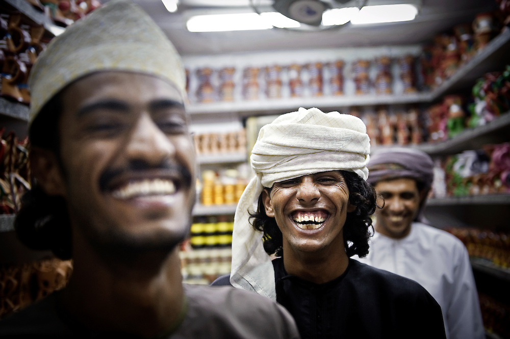 Muttrah, Sultanate of Oman, 26 November 2008<br />
