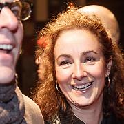 NLD/Amsterdam/20160311 - Inloop Boekenbal 2016, Femke Halsema