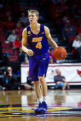 NORMAL, IL - December 31: AJ Green during a college basketball game between the ISU Redbirds and the University of Northern Iowa Panthers on December 31 2019 at Redbird Arena in Normal, IL. (Photo by Alan Look)