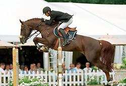 Corten Stefan (BEL) - Perhaps v Berkenbroeck<br /> CSN Orshof 2001<br /> Photo © Dirk Caremans