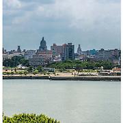 Havana Cuba Triptych