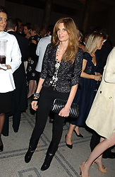 JEMIMA KHAN at the 2005 British Fashion Awards held at The V&A museum, London on 10th November 2005.<br />