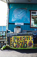 Lunasea Fish House in Yachats, Oregon.