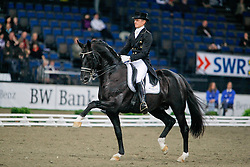 Gal Edward (NED) - Moorland Totilas<br /> CDI-W Stuttgart German Masters 2009<br /> Photo© Dirk Caremans