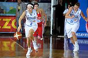 DESCRIZIONE : Venezia Additional Qualification Round Eurobasket Women 2009 Italia Croazia<br /> GIOCATORE : Simona Ballardini<br /> SQUADRA : Nazionale Italia Donne<br /> EVENTO : Italia Croazia<br /> GARA :<br /> DATA : 10/01/2009<br /> CATEGORIA : Palleggio Contropiede<br /> SPORT : Pallacanestro<br /> AUTORE : Agenzia Ciamillo-Castoria/M.Gregolin