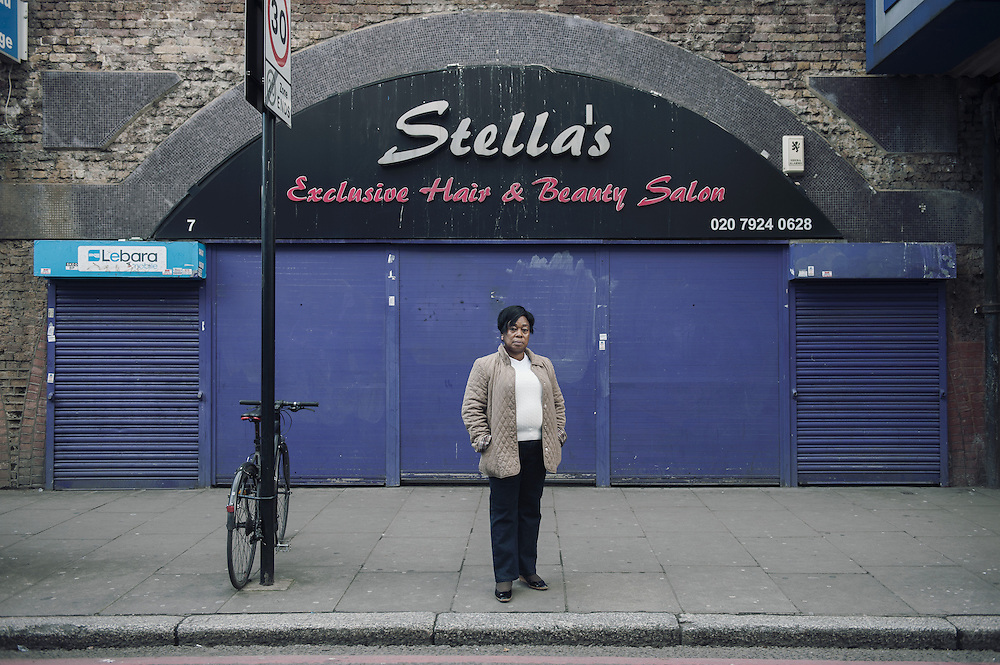 Stella's Exclusive.<br />