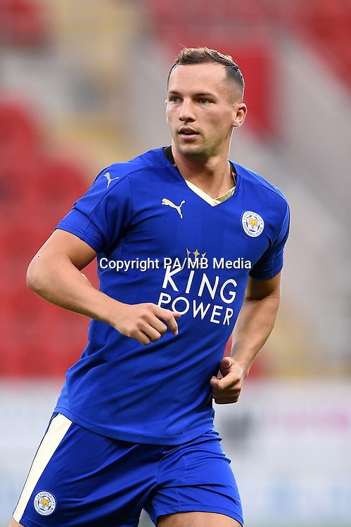 Daniel Drinkwater, Leicester City