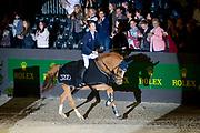 Bertram Allen - Quiet Easy<br /> Indoor Brabant 2017<br /> © DigiShots