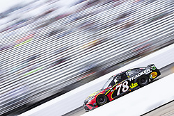 July 22, 2018 - Loudon, New Hampshire, United States of America - Martin Truex, Jr (78) races off turn four during the Foxwoods Resort Casino 301 at New Hampshire Motor Speedway in Loudon, New Hampshire. (Credit Image: © Stephen A. Arce/ASP via ZUMA Wire)