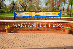Mary Ann Lee Plaza Opening