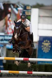 Wathelet Gregory, BEL, Quasi Modo Z<br /> Belgisch Kampioenschap Jumping - Lanaken 2016