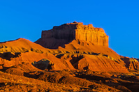 Molly's Castle, Goblin Valley State Park, near Hanksville, Utah, USA