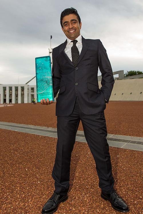Young Australian of the Year 2013 - Akram Azimi