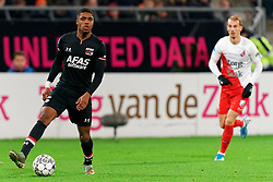 23-11-2019 NED: FC Utrecht - AZ Alkmaar, Utrecht<br /> Round 14 / Myron Boadu #9 of AZ Alkmaar