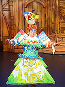 Dick Whittington <br /> at New Wimbledon Theatre, Wimbledon, London, Great Britain <br /> rehearsal <br /> 8th December 2016 <br /> <br /> <br /> Matthew Kelly as Sarah the Cook <br /> <br /> <br /> <br /> Photograph by Elliott Franks <br /> Image licensed to Elliott Franks Photography Services