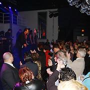 CD presentatie Frans Bauer, publiek, concert, podium, overzicht