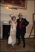 OLIVIA BARNARD FIRTH; PAUL STEVENTON-MARKS, The St. Petersburg Ball. In aid of the Children's Burns Trust. The Landmark Hotel. Marylebone Rd. London. 14 February 2015. Less costs  all income from print sales and downloads will be donated to the Children's Burns Trust.
