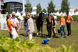 Chardon Jeanette, NDL, Vienna<br /> CHIO Aken 2017<br /> © Hippo Foto - Sharon Vandeput<br /> 22/07/17