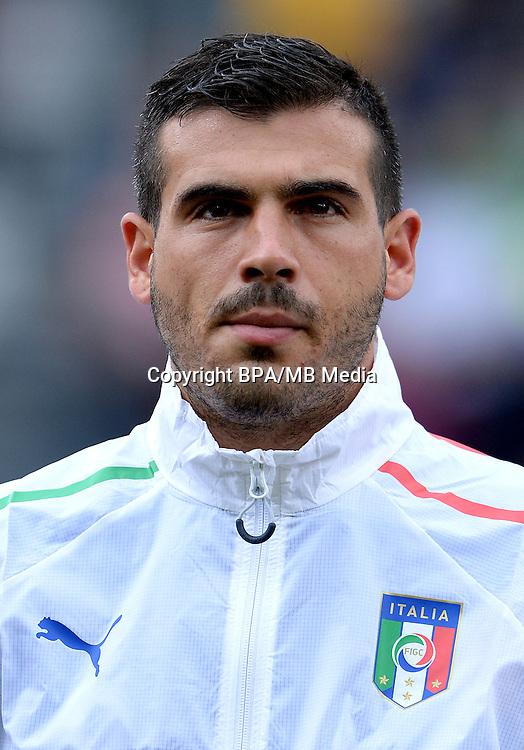 Uefa Euro FRANCE 2016 - <br /> Italy National Team - <br /> Stefano Sturaro