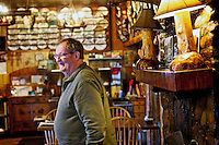 Joe Peak, owner of the Snake Pit, discusses his decision behind selling the historic eatery along the Coeur d'Alene River.