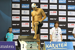 21.08.2014, Europa Sportpark, Berlin, GER, LEN, Schwimm EM 2014, Freistil, im Bild Markus Deinler (Deutschland) // during the LEN 2014 European Swimming Championships at the Europa Sportpark in Berlin, Germany on 2014/08/21. EXPA Pictures © 2014, PhotoCredit: EXPA/ Eibner-Pressefoto/ Lau<br /> <br /> *****ATTENTION - OUT of GER*****