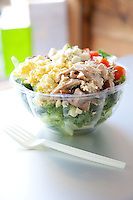 Cobb Out Salad at Green Bean in St. Louis