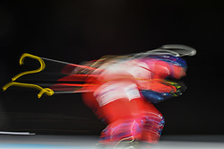 February 11, 2018 - Pyeongchang, Gangwon, South Korea - Tomas Hasilla of Slovakia at Mens 10 kilometre sprint Biathlon at olympics at Alpensia biathlon stadium, Pyeongchang, South Korea on February 11, 2018. (Credit Image: © Ulrik Pedersen/NurPhoto via ZUMA Press)