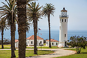 Point Vicente Lighthouse in Rancho Palos Verdes