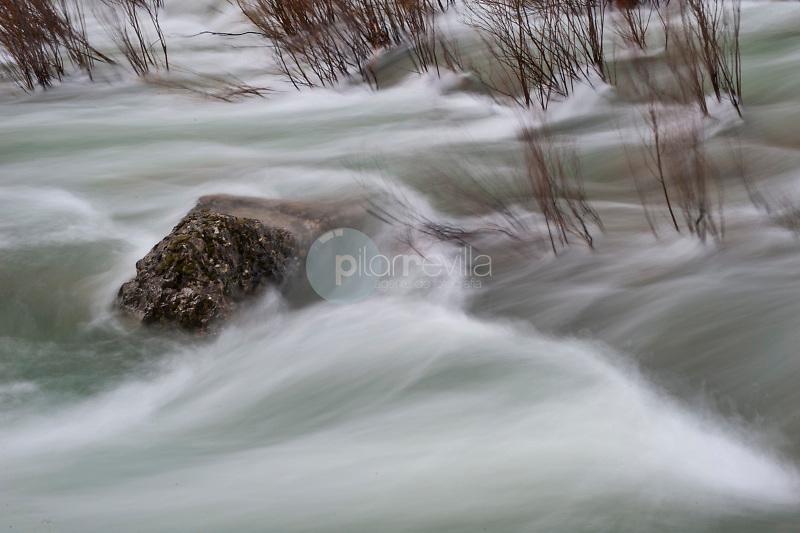 Río Segura. Parque Natural de Cazorla, Segura y Las Villas. Jaén. ©ANTONIO REAL HURTADO / PILAR REVILLA