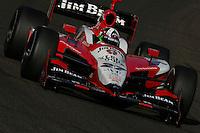 Dario Franchitti, Indy Racing Phoenix preseason testing
