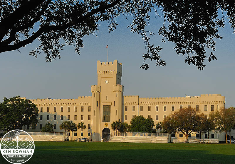 The Citadel Padgett-Thomas Barracks.