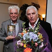 NLD/Hilversum/20100420 - DVD presentatie Marco Bakker zingt Robert Stolz met Jan Slagter