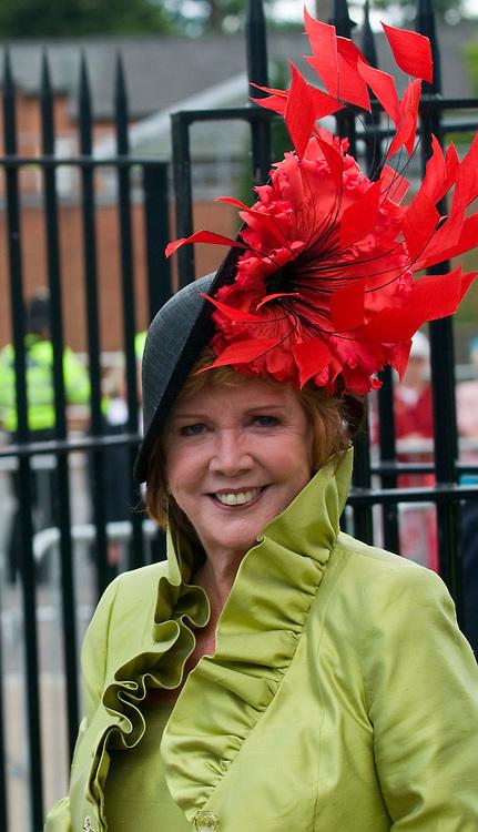 Ascot June 19th Lady's Day at Royal Ascot - Cilla Black