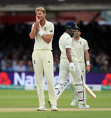 England v India - Specsavers Second Test - Day Two - 10 Aug 2018