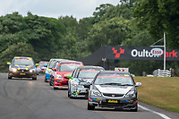 #16 Matt BOLTON Honda Civic EP3  during Cox Motor Parts Civic Cup  as part of the BRSCC NW Mazda Race Day  at Oulton Park, Little Budworth, Cheshire, United Kingdom. June 16 2018. World Copyright Peter Taylor/PSP. Copy of publication required for printed pictures. http://archive.petertaylor-photographic.co.uk
