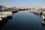 Fishing port, Tangier