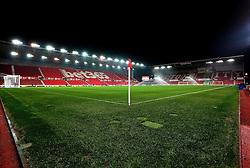 The Bet365 Stadium, home of Stoke City - Mandatory by-line: Robbie Stephenson/JMP - 31/10/2016 - FOOTBALL - Bet365 Stadium - Stoke-on-Trent, England - Stoke City v Swansea City - Premier League