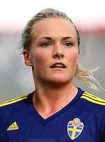 Fifa Woman's Tournament - Olympic Games Rio 2016 -  <br /> Sweden National Team - <br /> Magdalena Eriksson