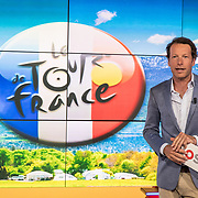 NLD/Hilversum/20170622 - Perspresentatie NOS Tour de France,