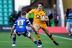 Ross Neal of Wasps - Mandatory by-line: Robbie Stephenson/JMP - 13/09/2019 - RUGBY - Franklin's Gardens - Northampton, England - Bath Rugby 7s v Wasps 7s - Premiership Rugby 7s