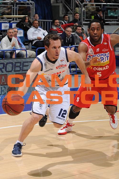 DESCRIZIONE : Bologna Lega Basket A2 2011-12 Conad Bologna Marcopoloshop.it Forli<br /> GIOCATORE : Brett Blizzard<br /> CATEGORIA : penetrazione<br /> SQUADRA : Conad Bologna<br /> EVENTO : Campionato Lega A2 2011-2012<br /> GARA : Conad Bologna Marcopoloshop.it Forli<br /> DATA : 12/02/2012<br /> SPORT : Pallacanestro<br /> AUTORE : Agenzia Ciamillo-Castoria/M.Marchi<br /> Galleria : Lega Basket A2 2011-2012 <br /> Fotonotizia : Bologna Lega Basket A2 2011-12 Conad Bologna Marcopoloshop.it Forli<br /> Predefinita :